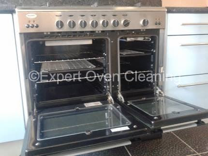 range oven cleaning sheffield after