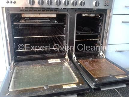 range oven cleaning sheffield before