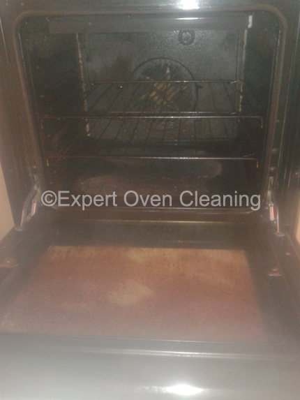 oven cleaning 1