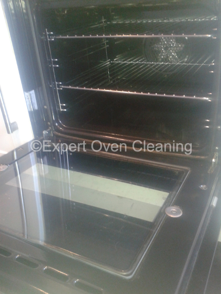 oven cleaning in sheffield s13 after